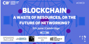 blockchain - cw event 5 June 2018