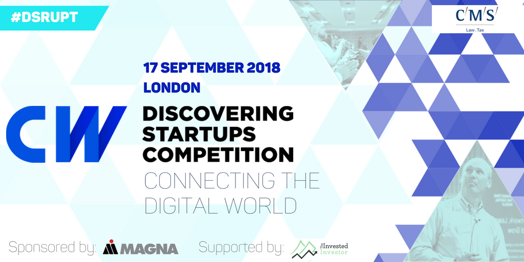 Granta Innovation - winners of CW Discovering Startups 2018