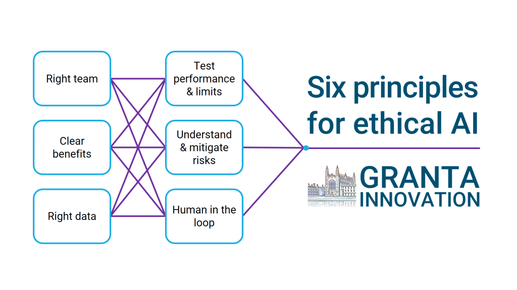 Principles for ethical AI Granta Innovation